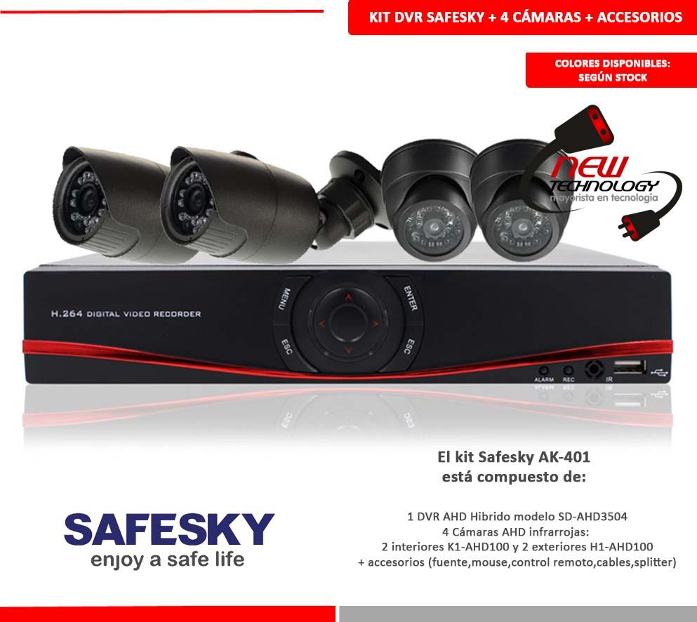 safesky ak401-3